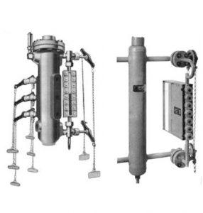 Clark Reliance Water Columns