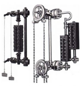 Clark Reliance Level Gages